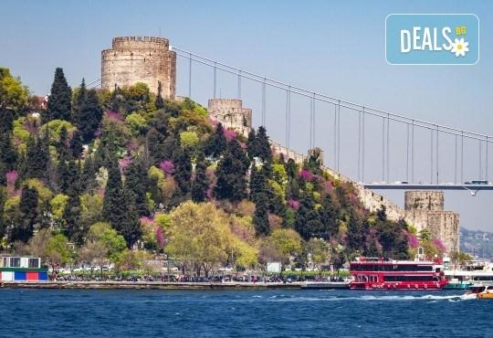 За Великден и Фестивала на лалето в Истанбул! 3 нощувки със закуски, транспорт, посещение на Одрин - Снимка 6