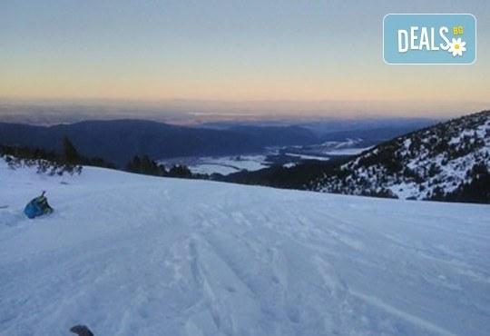 Backcountry забавление! Фрирайд сноуборд за двама с осигурен транспорт, водач и екипировка от Scoot - Снимка 4