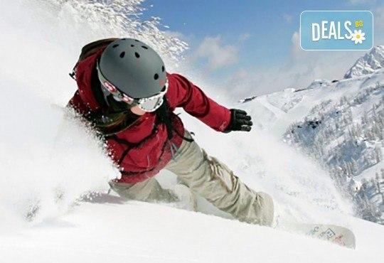 Backcountry забавление! Фрирайд сноуборд за двама с осигурен транспорт, водач и екипировка от Scoot - Снимка 3