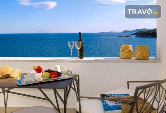 Луксозен уикенд през март в Кавала! 1 нощувка със закуска и вечеря в Lucy Hotel 5*, транспорт и екскурзовод - Снимка 3