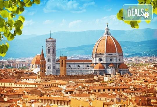 Екскурзия до Венеция, Флоренция и Тоскана: 4 нощувки и закуски,
