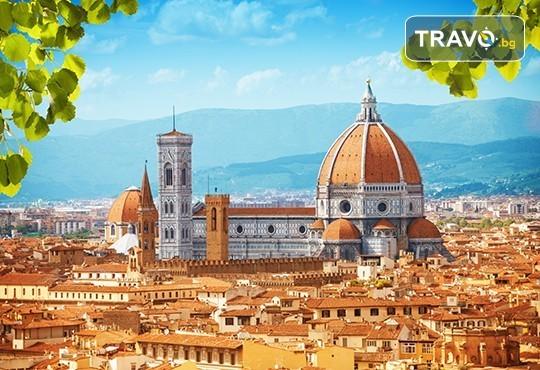 Екскурзия до Венеция, Флоренция и Тоскана, с България Травъл! 4 нощувки със закуски, транспорт, водач и обиколки във Венеция и Флоренция - Снимка 1