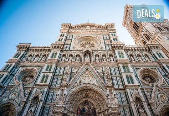 Екскурзия до Венеция, Флоренция и Тоскана, с България Травъл! 4 нощувки със закуски, транспорт, водач и обиколки във Венеция и Флоренция - Снимка 3