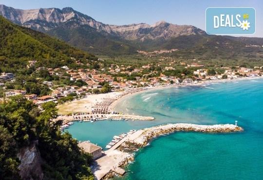 Ранни записвания за лятна почивка на остров Тасос! 5 нощувки в Hotel Lito 3* в Принос - Снимка 3