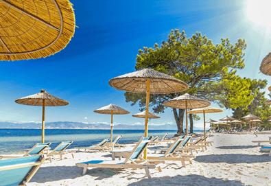Ранни записвания за лятна почивка на остров Тасос! 5 нощувки в Hotel Lito 3* в Принос - Снимка