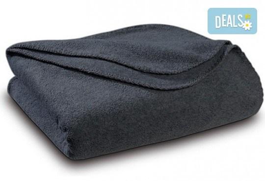 Високо качество на супер цена! Вземете поларено одеяло в цвят по избор от Спално бельо - Снимка 4