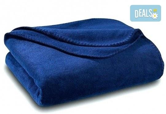 Високо качество на супер цена! Вземете поларено одеяло в цвят по избор от Спално бельо - Снимка 2