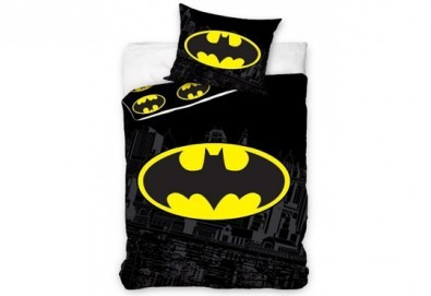 Предложение за Вашия малчуган! Детски спален комплект Батман, изработен от 100% памук ранфорс, от Спално бельо - Снимка