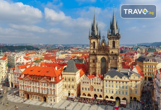 Екскурзия до прелестните Прага, Будапеща, Виена и Братислава! 5 нощувки със закуски, транспорт и възможност за посещение на Дрезден - Снимка 4