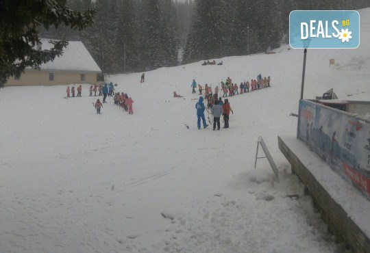 Зимно забавление! Урок по сноуборд за деца на Витоша с включено обслужено оборудване от Scoot - Снимка 6