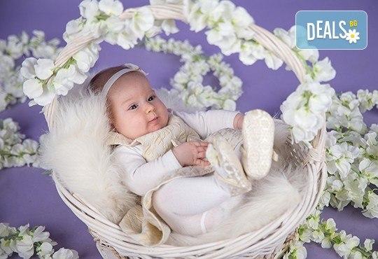 Професионална детска или семейна фотосесия по избор, в студио или външна и обработка на всички заснети кадри от Chapkanov Photography - Снимка 24