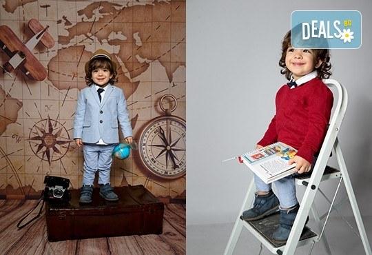 Професионална детска или семейна фотосесия по избор, в студио или външна и обработка на всички заснети кадри от Chapkanov Photography - Снимка 31