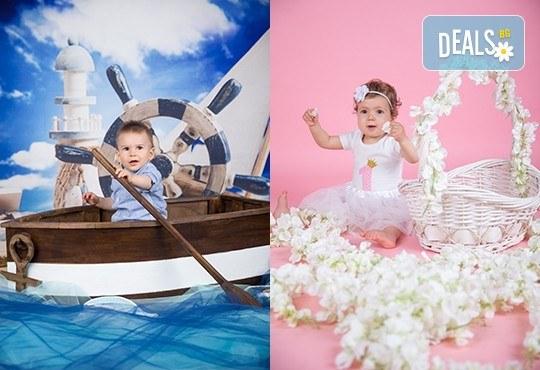 Професионална детска или семейна фотосесия по избор, в студио или външна и обработка на всички заснети кадри от Chapkanov Photography - Снимка 34
