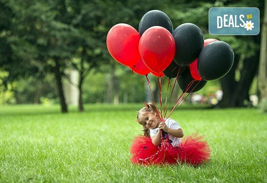 Професионална детска или семейна фотосесия по избор, в студио или външна и обработка на всички заснети кадри от Chapkanov Photography - Снимка 12