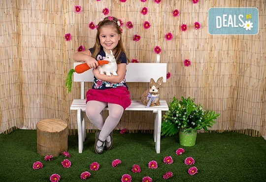 Професионална детска или семейна фотосесия по избор, в студио или външна и обработка на всички заснети кадри от Chapkanov Photography - Снимка 14