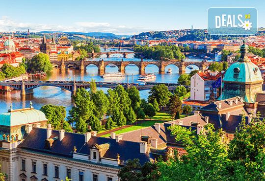 Великден в Златна Прага! 4 нощувки със закуски в Hotel Royal Prague 4*, самолетен билет и трансфери, пешеходни обиколки с екскурзовод на български - Снимка 7