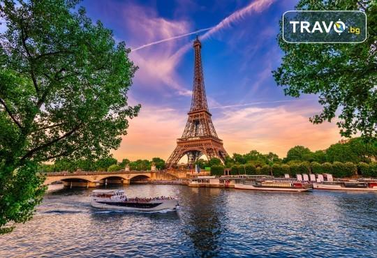 Самолетна екскурзия до града на романтиката - Париж! 3 или 4 нощувки със закуски, самолетен билет и ръчен багаж - Снимка 1
