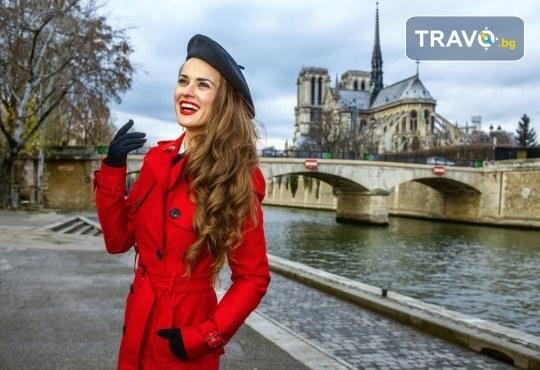 Самолетна екскурзия до града на романтиката - Париж! 3 или 4 нощувки със закуски, самолетен билет и ръчен багаж - Снимка 4