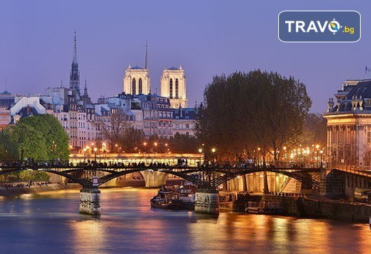 Самолетна екскурзия до града на романтиката - Париж! 3 или 4 нощувки със закуски, самолетен билет и ръчен багаж - Снимка 7