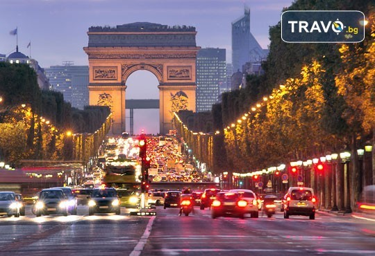 Самолетна екскурзия до града на романтиката - Париж! 3 или 4 нощувки със закуски, самолетен билет и ръчен багаж - Снимка 8