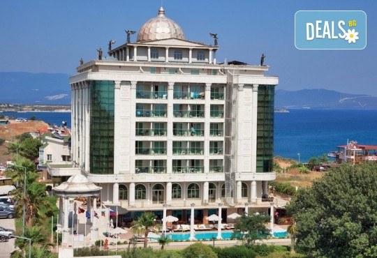 Лятна почивка в Didim Beach Elegance Aqua & Thermal 5* в Дидим! 7 нощувки на база All Inclusive, възможност за транспорт - Снимка 2