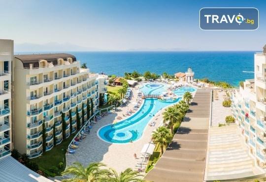 Ранни записвания за почивка през септември или октомври в Otium Sealight Resort 5* (ex. Sea Light Hotel 5*) в Кушадасъ! 7 нощувки на база All Inclusive, възможност за транспорт - Снимка 2