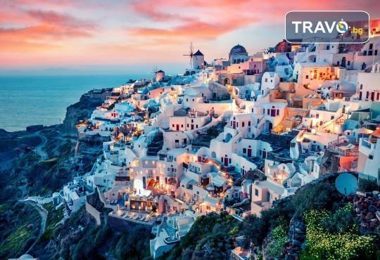 Ранни записвания за романтична почивка на остров Санторини! 4 нощувки със закуски, транспорт и представител на Далла Турс - Снимка 2