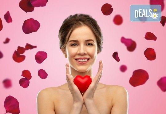 Отнесени от вихъра с ароматно розово масло! Релаксиращ масаж на цяло тяло, длани, ходила и лице в студио за красота Giro - Снимка 1