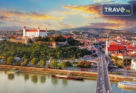 Екскурзия през август до Прага и Братислава! 4 нощувки и закуски в хотел 3*, транспорт, екскурзовод, посещение на Виена и Будапеща - Снимка 2