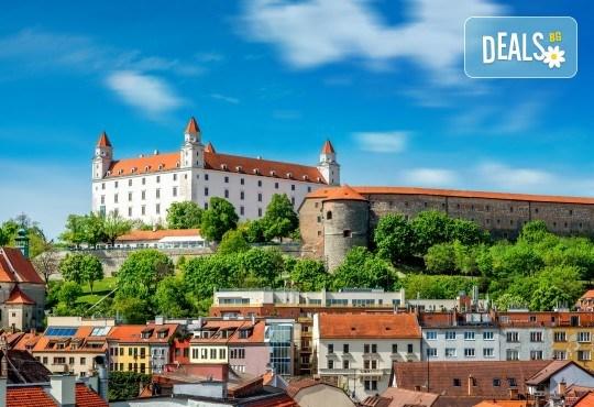 Екскурзия до Прага и Братислава: 4 нощувки и закуски, транспорт, екскурзовод