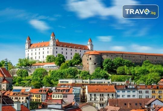 Екскурзия през август до Прага и Братислава! 4 нощувки и закуски в хотел 3*, транспорт, екскурзовод, посещение на Виена и Будапеща - Снимка 1