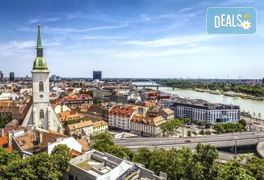 Екскурзия през август до Прага и Братислава! 4 нощувки и закуски в хотел 3*, транспорт, екскурзовод, посещение на Виена и Будапеща - Снимка 3