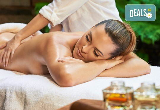 90 минути релакс за Нея! Виетнамски масаж с био кокосово масло, мануална терапия, рефлексотерапия на стъпала и индийски точков масаж на глава при физиотерапевт от Филипините в Senses - Снимка 2