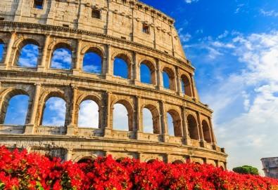Bella Italia! Екскурзия до Рим, Флоренция и Венеция - 6 нощувки и закуски, комбиниран транспорт - с автобус и самолет, водач и посещение на Загреб - Снимка