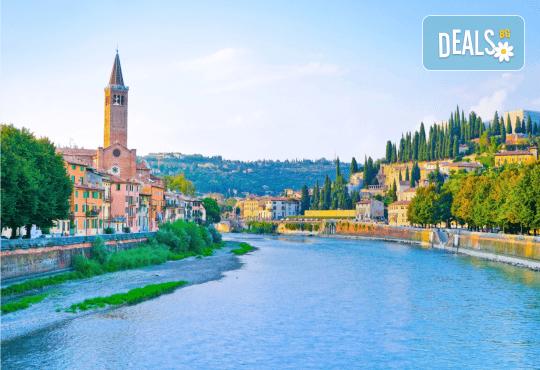 Екскурзия до Верона и Бергамо за Деня на детето, с възможност за посещение на Гардаленд! 4 нощувки и закуски, самолетен билет и обиколка на Милано - Снимка 1