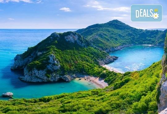 Ранни записвания за почивка на остров Корфу! 4 нощувки със закуски и вечери в Pink Palace Beach Resort, транспорт и водач от Данна Холидейз - Снимка 3