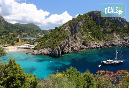 Великден на остров Корфу: 4 нощувки, закуски и вечери, транспорт и водач