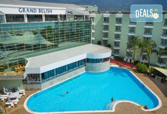 Лятна почивка в хотел Grand Belish 5*, Кушадасъ, с Глобус Холидейс! 5 или 7 нощувки на база All Inclusive, възможност за транспорт - Снимка 1