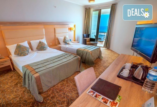 Лятна почивка в хотел Grand Belish 5*, Кушадасъ, с Глобус Холидейс! 5 или 7 нощувки на база All Inclusive, възможност за транспорт - Снимка 8