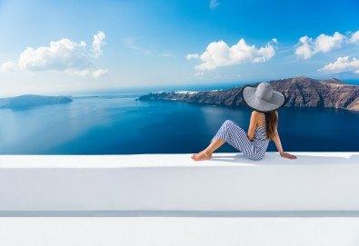 Ранни записвания за мини почивка на остров Санторини! 4 нощувки със закуски, една от които в Атина, транспорт и водач - Снимка