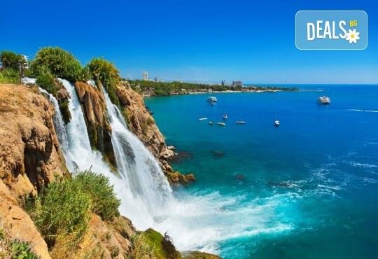 Ранни записвания само до 28.02.! 7 нощувки със закуски и вечери в хотели 4* в Кападокия, Истанбул и Анталия, самолетен билет и транспорт с автобус - Снимка 14