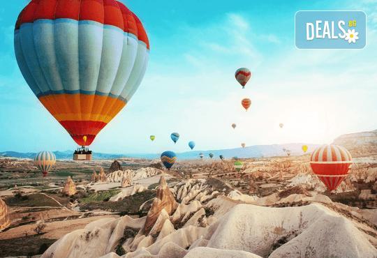 Екскурзия до Кападокия и Истанбул по време на Фестивала на лалето! 4 нощувки с 4 закуски и 3 вечери, транспорт и панорамна обиколка на Анкара - Снимка 2