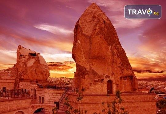 Екскурзия до Кападокия и Истанбул по време на Фестивала на лалето! 4 нощувки с 4 закуски и 3 вечери, транспорт и панорамна обиколка на Анкара - Снимка 5