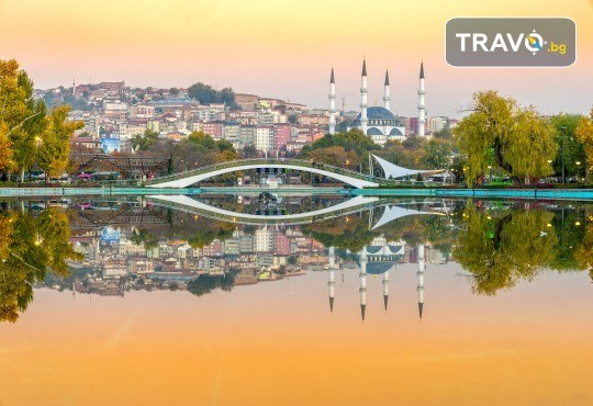 Екскурзия до Кападокия и Истанбул по време на Фестивала на лалето! 4 нощувки с 4 закуски и 3 вечери, транспорт и панорамна обиколка на Анкара - Снимка 14