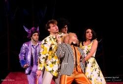 На театър с децата! 1 билет за Бременските музиканти на 22.02. от 11:00 ч. в Младежки театър! - Снимка