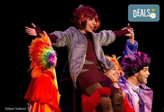На театър с децата! 1 билет за Бременските музиканти на 22.02. от 11:00 ч. в Младежки театър! - Снимка 4