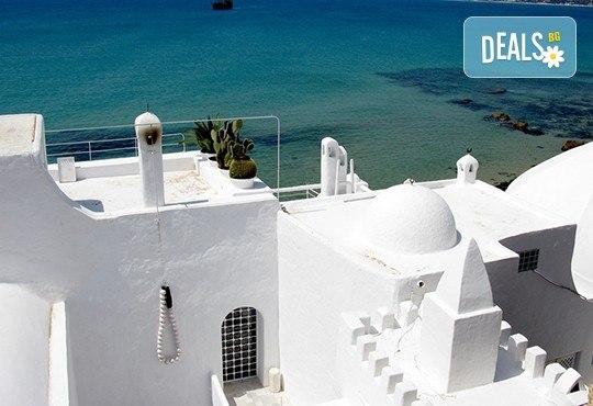 Ориенталска приказка в Тунис! 7 нощувки със 7 закуски, 7 вечери и 4 обяда, самолетен билет и чекиран багаж, богата програма с екскурзовод на български - Снимка 7