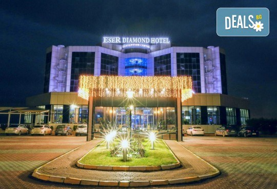 Шопинг уикенд през март или май в Силиври, Одрин и Чорлу! 1 нощувка със закуска в Eser Diamond Hotel 5*, транспорт, посещение на мол Кипа и мол Орион - Снимка 1