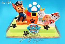 Вземете фигурална 3D торта за празника на Вашето дете от Виенски салон Лагуна! - Снимка