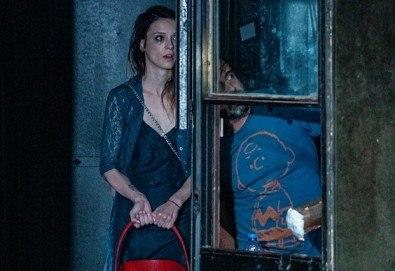 Комедията Пияните с Весела Бабина, Герасим Георгиев-Геро и Анастасия Лютова на 22-ри февруари (събота) в Малък градски театър Зад канала! - Снимка